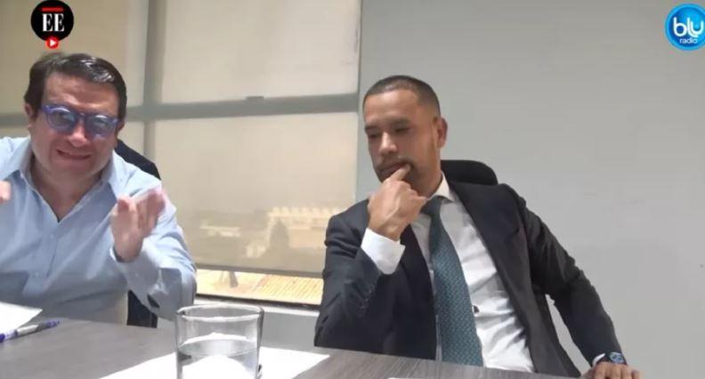 Diego Cadena y Ivan Cancino