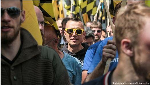 Extrema derecha alemana